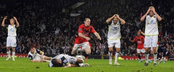United beraberliğe sevindi: 2-2