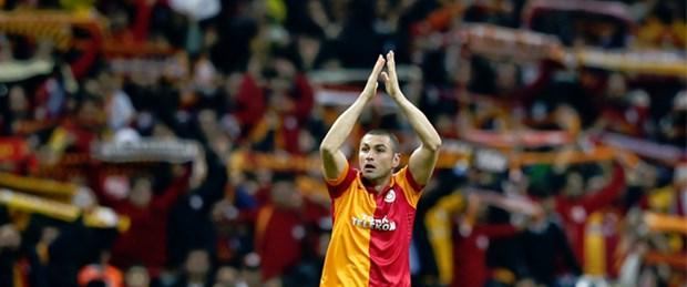 'United'ı cehennemde Burak Yılmaz ateşe verdi'