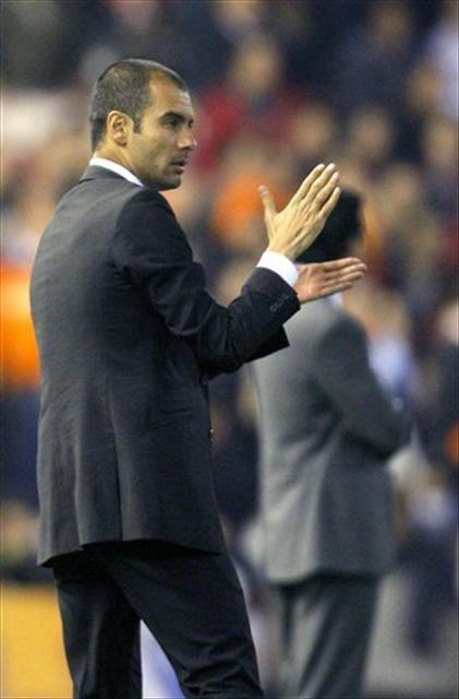 Valencia:2 - Barcelona:2