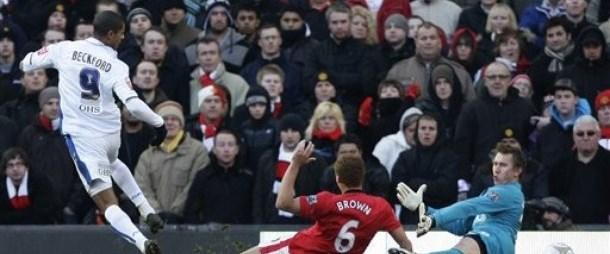 Ve Manchester United veda etti