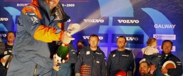 Volvo Ocean Race'in 7.etabı Ericsson 4'ün