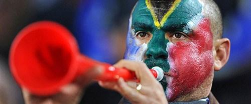 Vuvuzela'ya yasak yok!