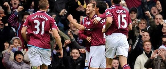 West Ham'dan kritik galibiyet