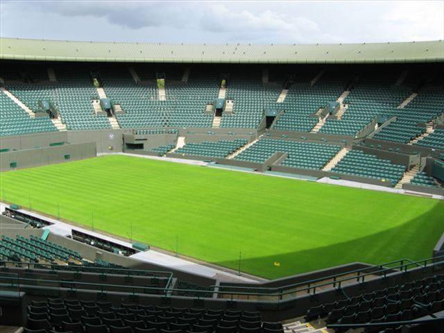 Wimbledon'dan kareler