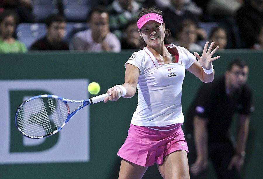 WTA'de yarı finalistler belli oldu