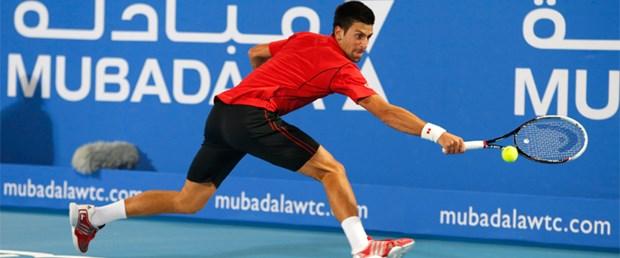 Yılın son kupası Djokovic'e