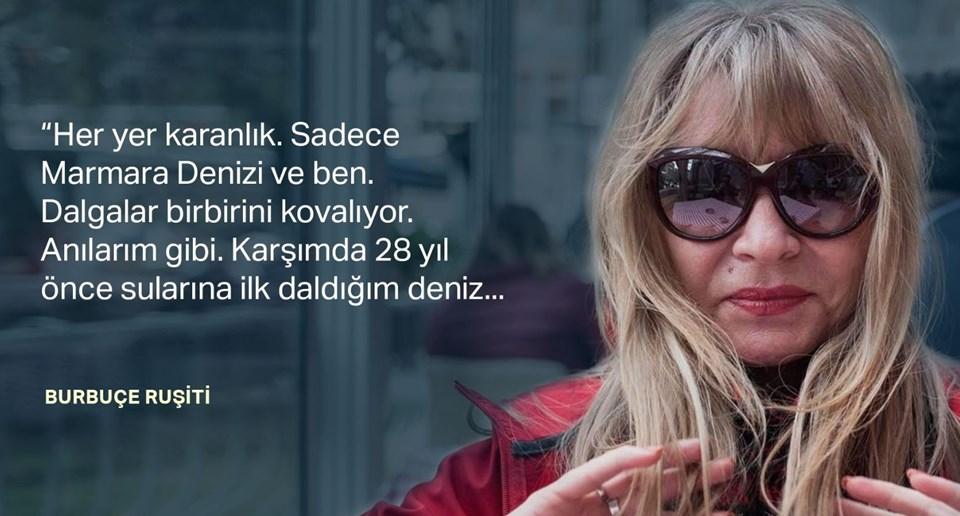 """""""Kokunu Özledim"""" adlı kitabında Kosova aşkını anlatan NTV muhabiri Burbuçe Ruşiti'ye veda..."""