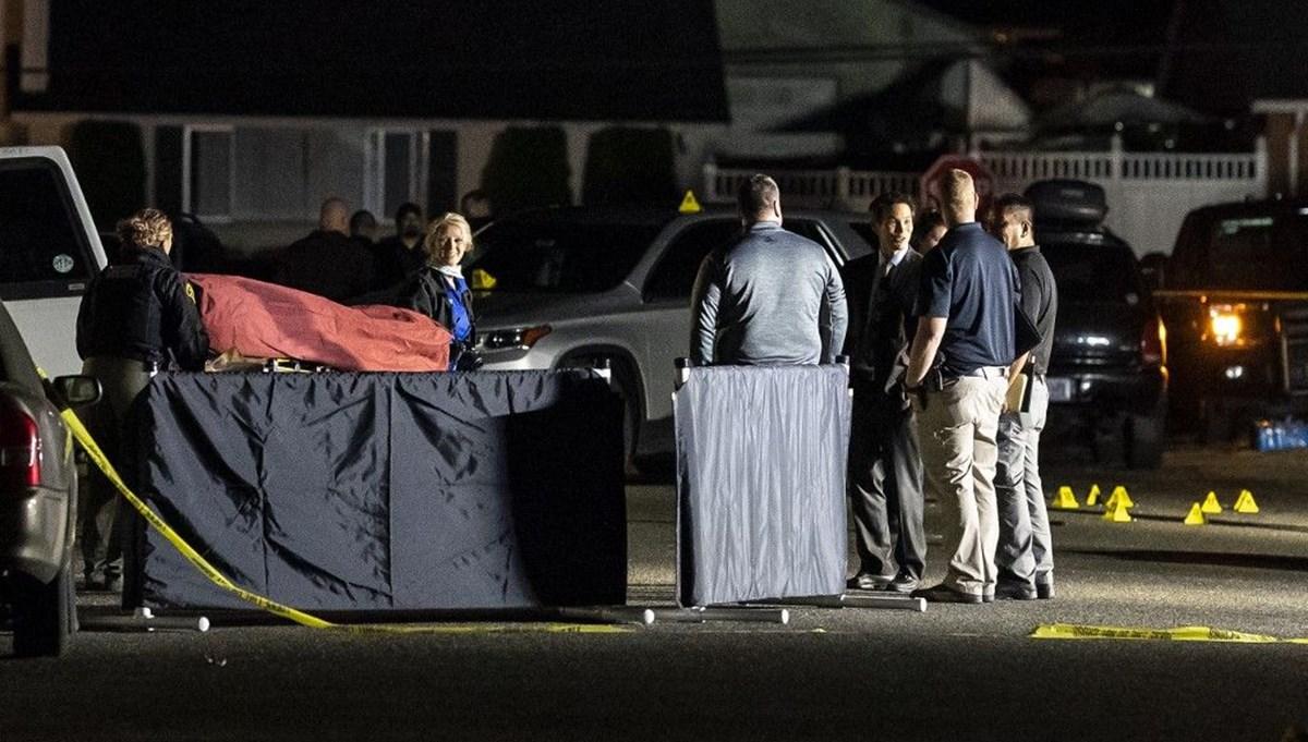 Trump destekçisinin katil zanlısını polis öldürdü