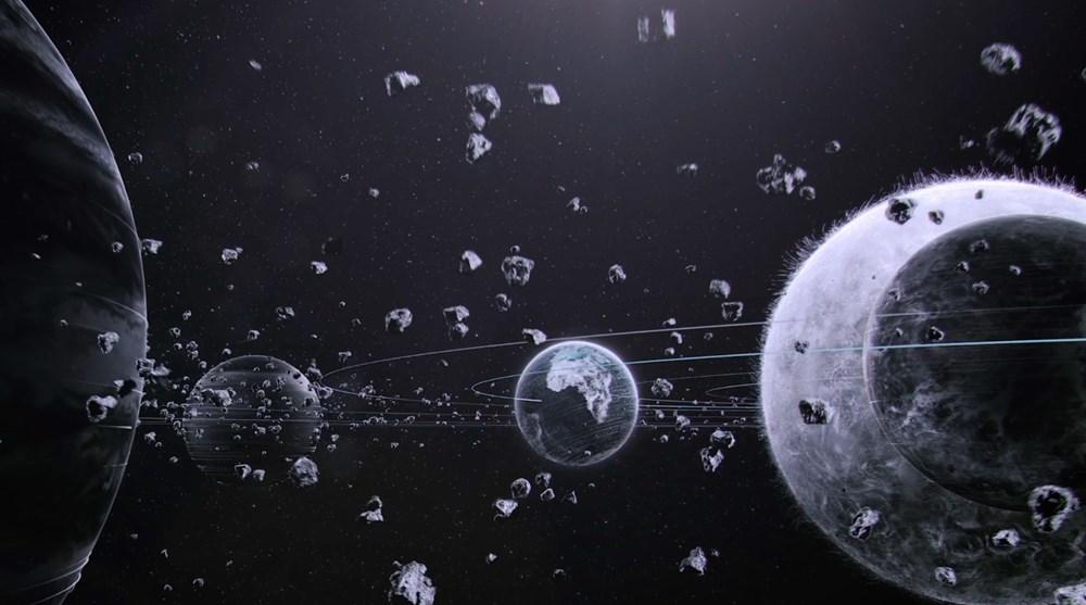 NASA'dan Dünya'ya çarpacağı duyurulan dev Apophis gök taşına ilişkin kritik açıklama - 5
