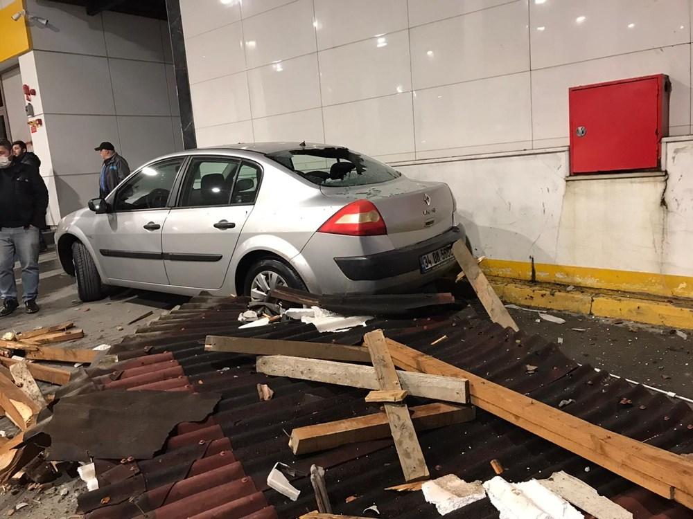 İstanbul'da fırtına etkili oluyor - 8