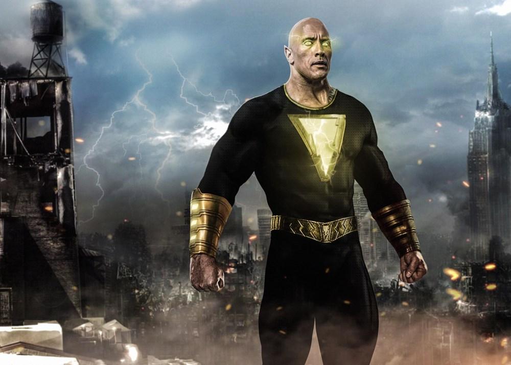 Pierce Brosnan Black Adam filmiyle ilk kez süper kahraman oluyor - 4