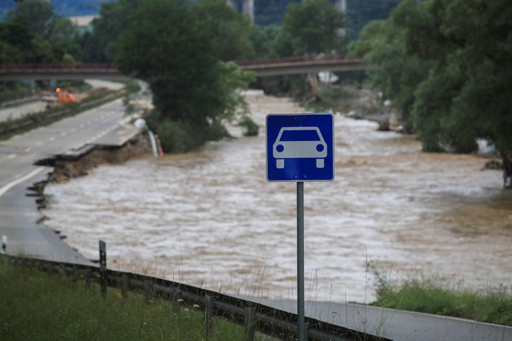 Almanya'da sel felaketi: Ölü sayısı 80'i aştı - 10