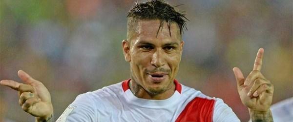 Perulu yıldız futbolcuya kokain cezası