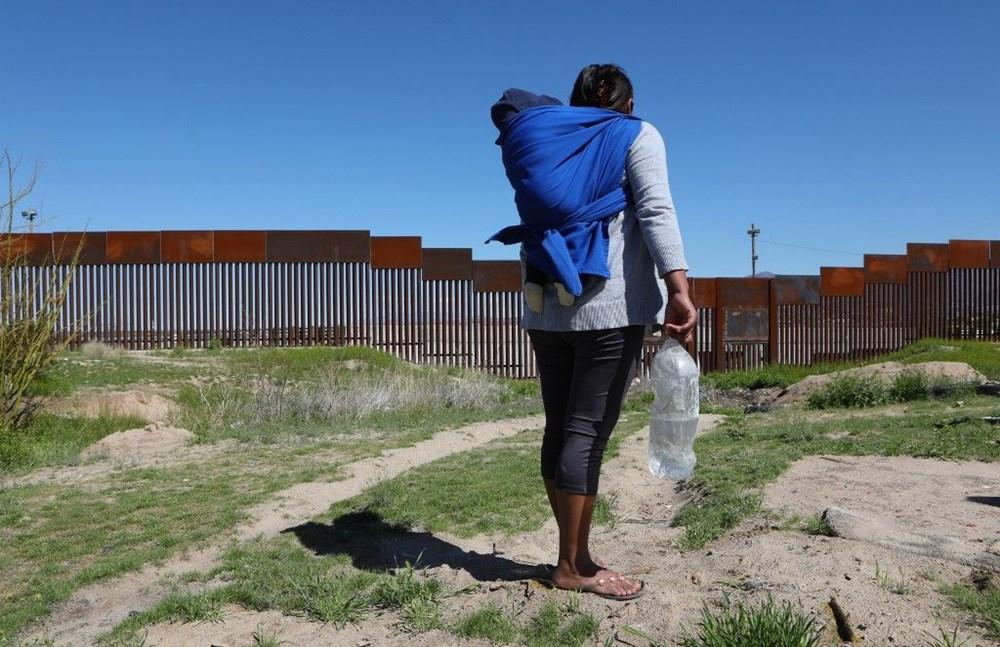 Trump, Meksika duvarını corona bütçesiyle finanse ediyor - 8