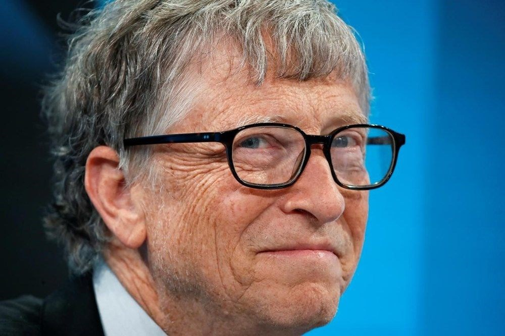 Bill Gates $ 4.3 billion step - 6