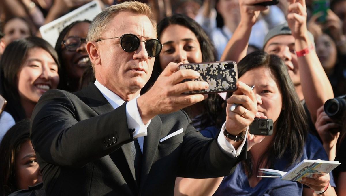 Daniel Craig en çok kazanan oyuncular listesinde zirveye yerleşti: Film başına 100 milyon dolar