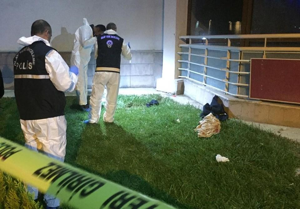 Ankara polisi olayın intihar mı, kaza mı olduğunu araştırıyor...