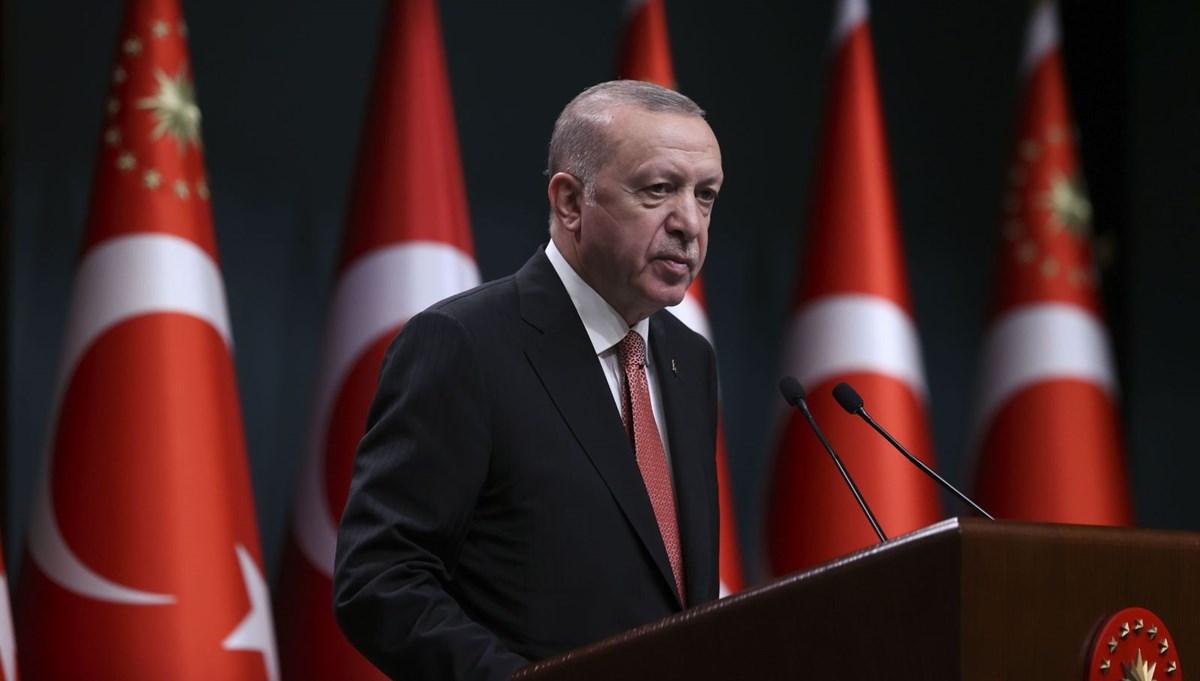 Kabine toplantısı sona erdi | Cumhurbaşkanı Erdoğan: Sokak kısıtlamaları sona eriyor