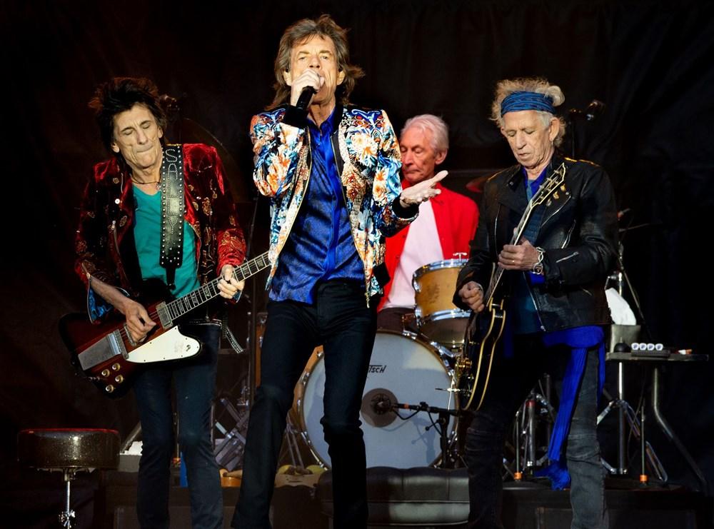 Rolling Stones'dan Trump'a rest - 4