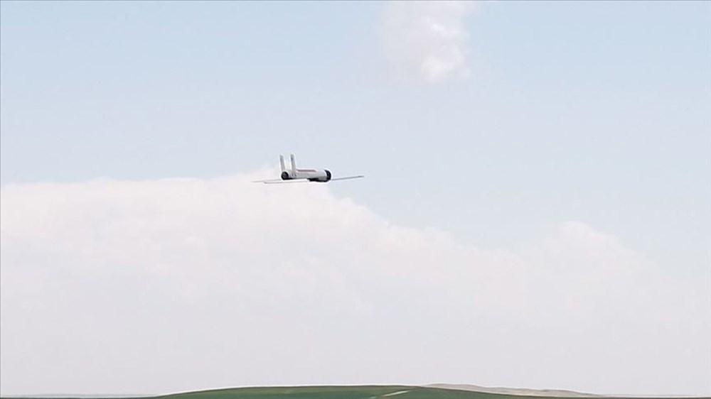 Aksungur tam yüklü mühimmatla 1 günden fazla uçtu (Türkiye'nin yeni nesil silahları) - 29