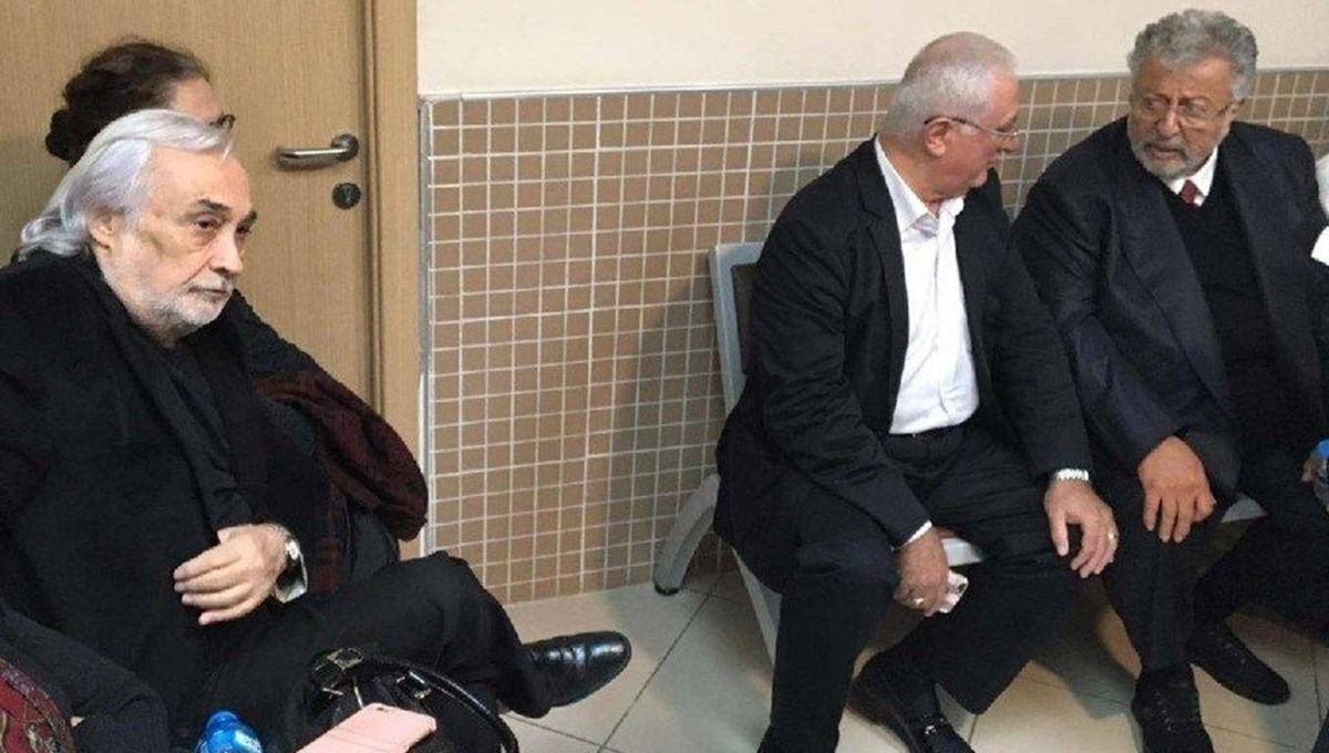 Müjdat Gezen ve Metin Akpınar için 4'er yıl 8 aya kadar hapis istemi