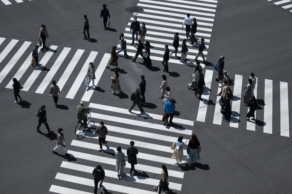 'Semi-State of Emergency' decision in Japan - 3