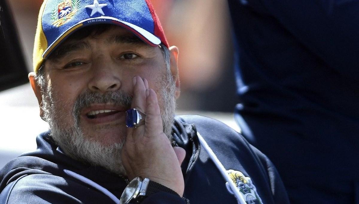 Maradona'nın oğlu konuştu: Bedelini ödeyecekler!