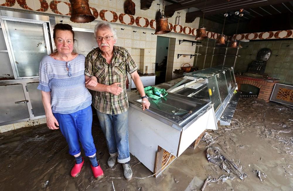 Almanya'da sel felaketinde ölü sayısı 156'ya yükseldi - 14
