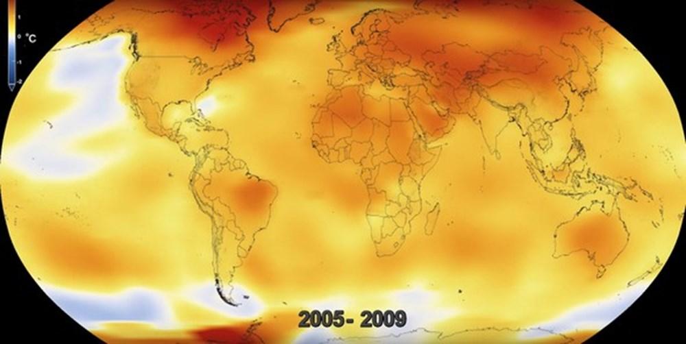 Dünya 'ölümcül' zirveye yaklaşıyor (Bilim insanları tarih verdi) - 135