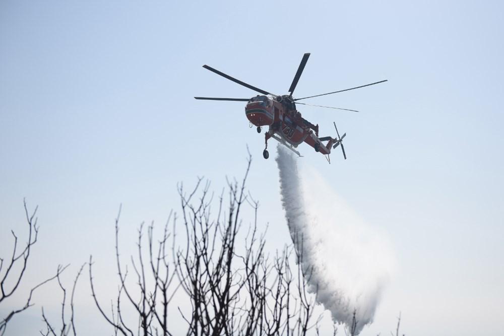 Akdeniz alev aldı: Yunanistan ve İtalya'da orman yangınları sürüyor - 6