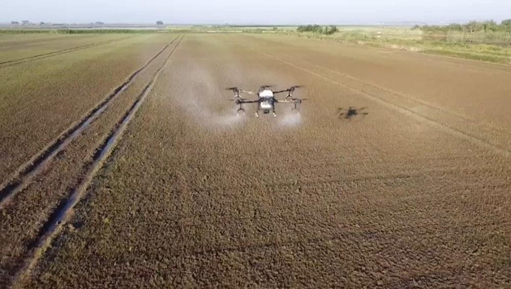 Tarımda drone teknolojisi yaygınlaşıyor - 5