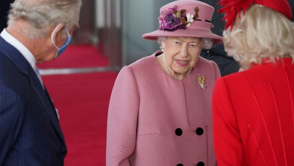Kraliçe Elizabeth rahatsızlandı