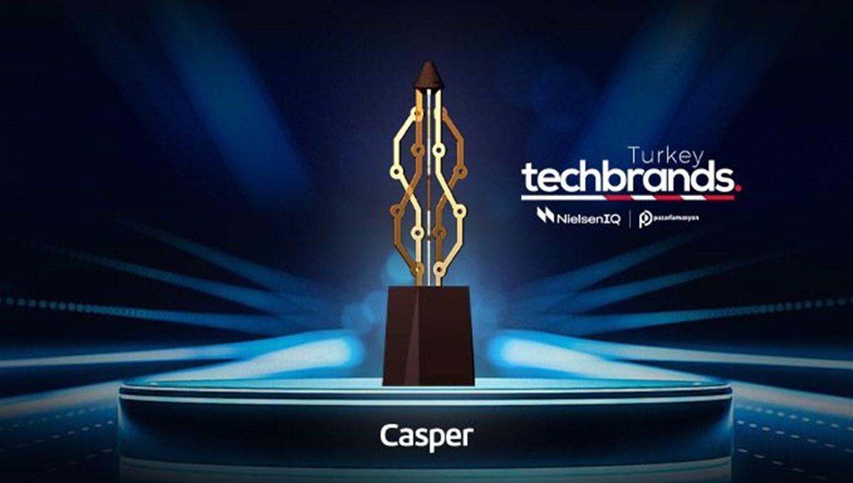 Bilgisayar sektörünün lideri bu yıl da Casper oldu