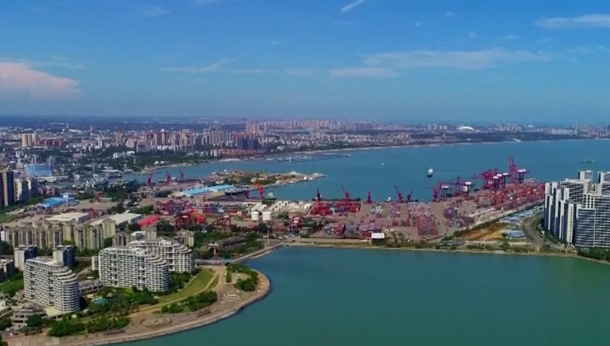 Çin'den yeni ticaret listesi