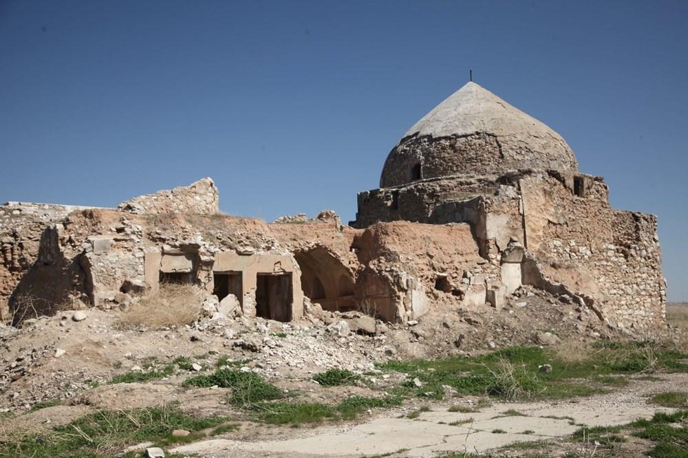 Tarihi Kerkük Kalesi yıkılmanın eşiğinde - 7