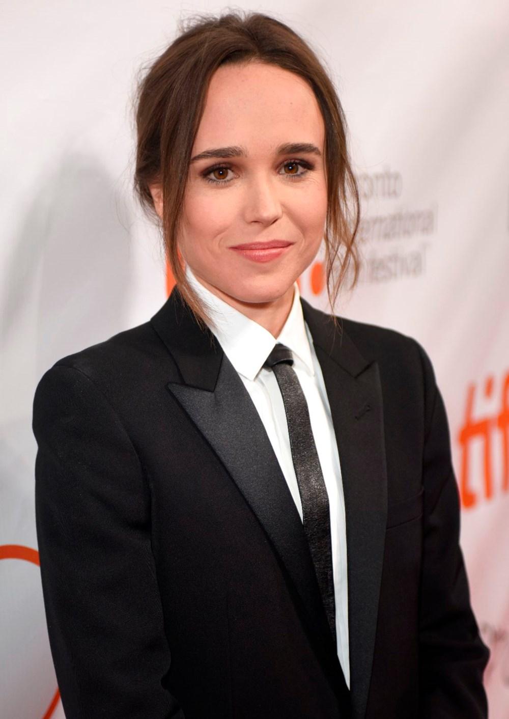 Ellen Page trans olduğunu açıkladı (Adı Elliot oldu) - 2