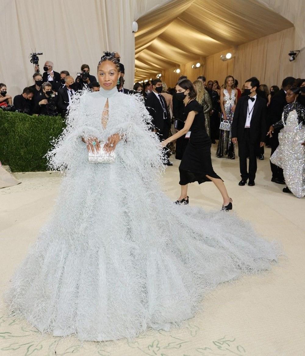 2021 MET Gala'nın en ilginç kıyafetleri - 43