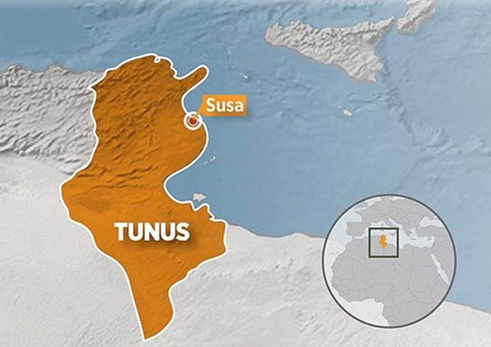 Turistik Susa kasabası başkente 150 km uzaklıkta bulunuyor.