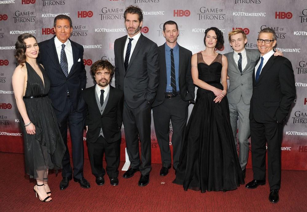Game of Thrones'un bitmesi HBO'yu sarstı: Rekor izleyici kaybı - 5