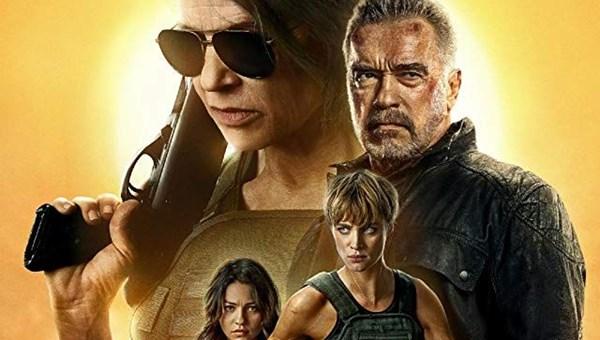 Terminatör: Kara Kader / Terminator: Dark Fate fragmanı