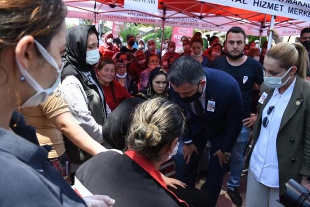 Muğla'da 'orman şehidi' törenle son yolculuğuna uğurlandı - 30