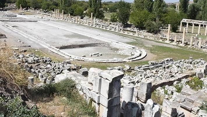 Afrodisias uluslararası festivalle tanıtılacak