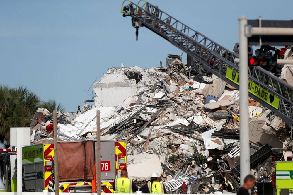 Building collapsed in the USA: Loss of life increased to 4, 159 people missing - 7