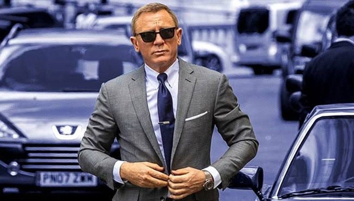 Daniel Craig: Yeni James Bond bir kadın olmamalı