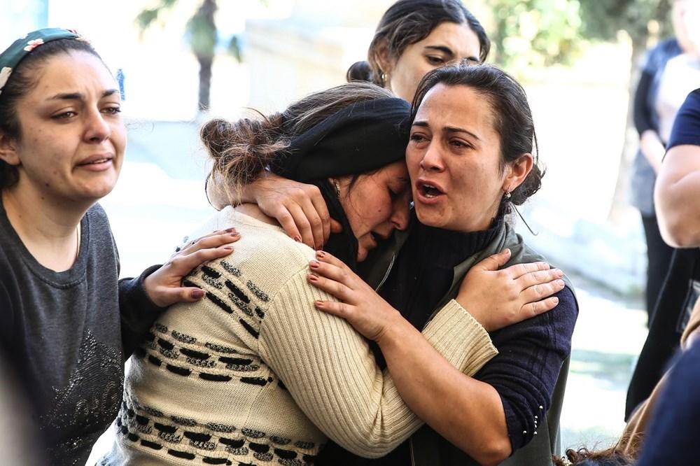 Hain saldırının küçük kurbanları: Cenazede gözyaşları sel oldu - 21