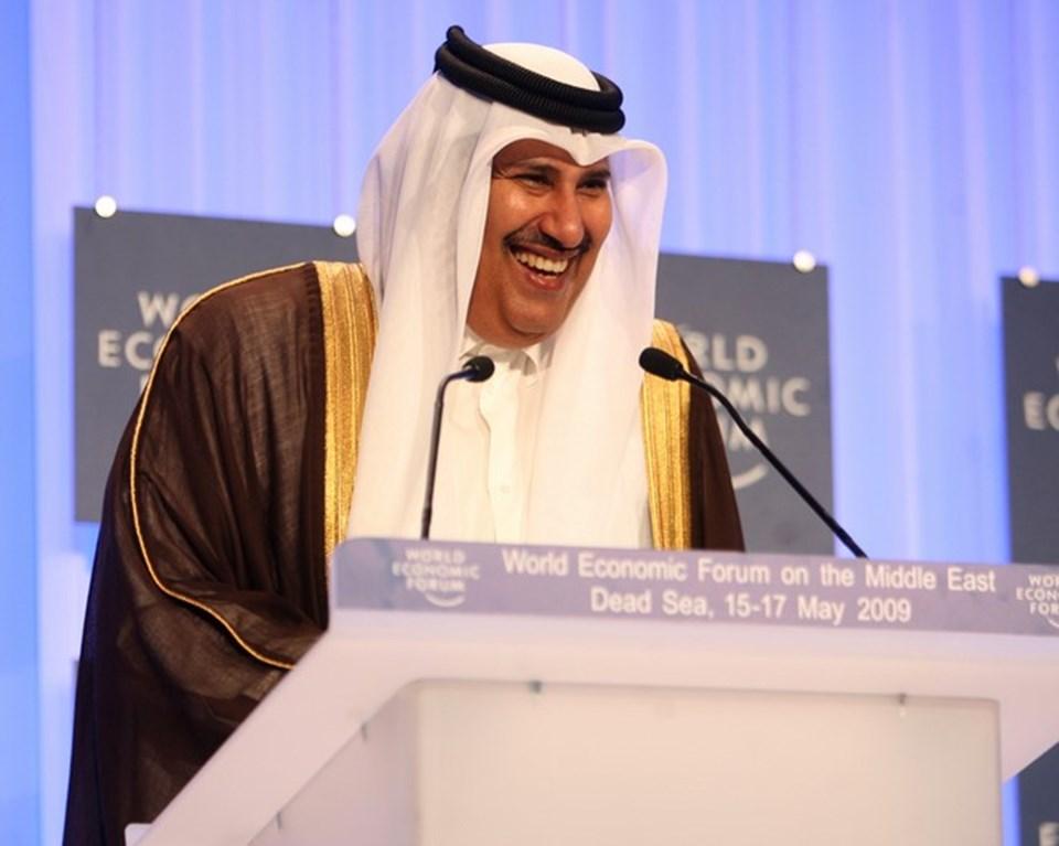 Katar eski Başbakanı Hamad bin Jassim bin Jaber Al Tani