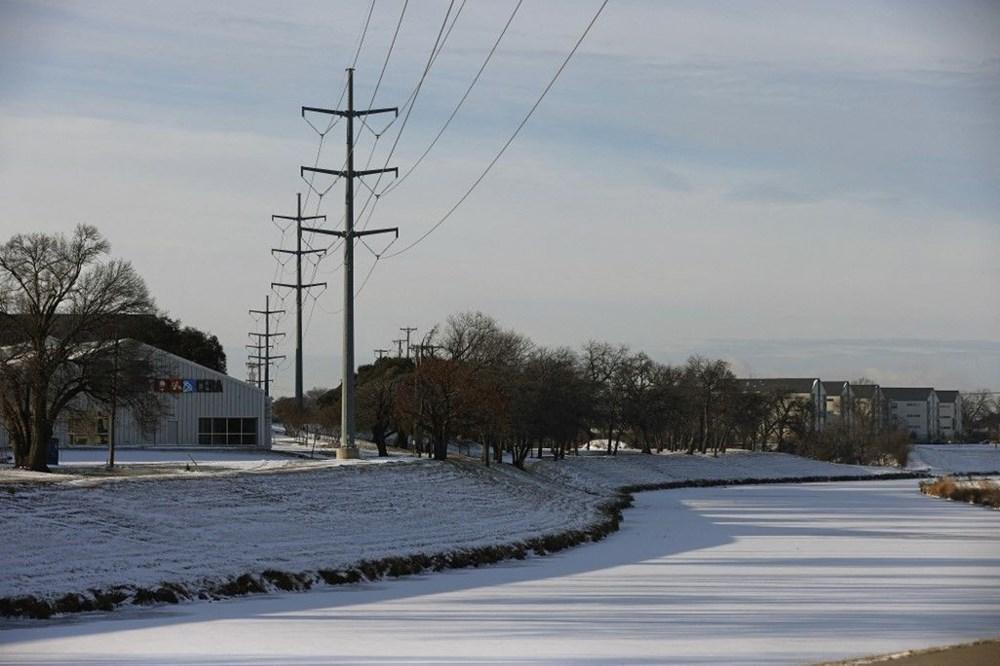 Teksas'ta kar fırtınası: En az 21 kişi hayatını kaybetti - 8