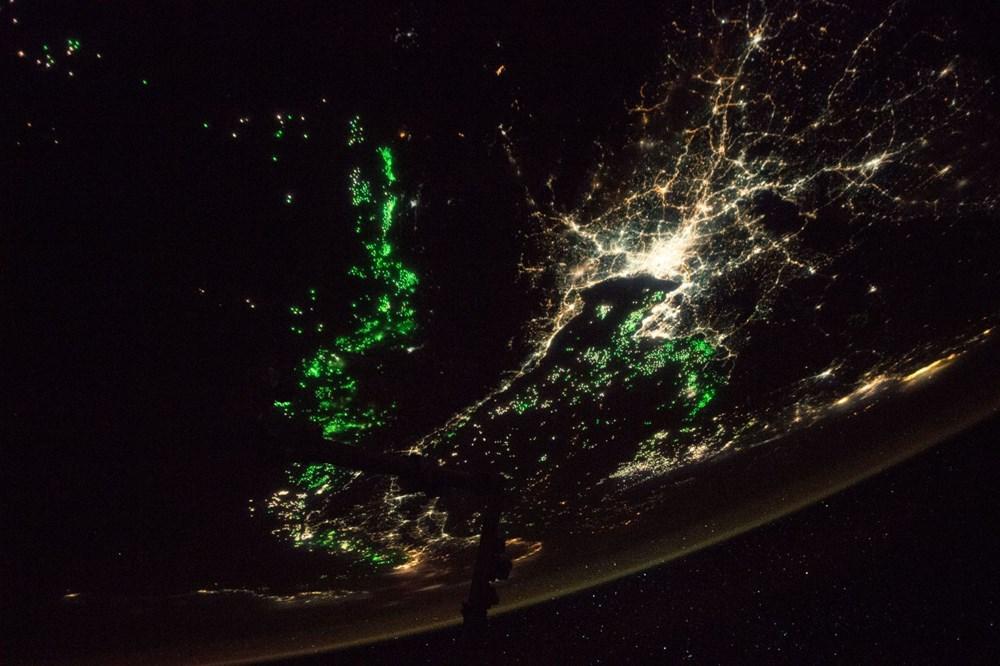 NASA'nın Van Gölü fotoğrafı finalde - 24