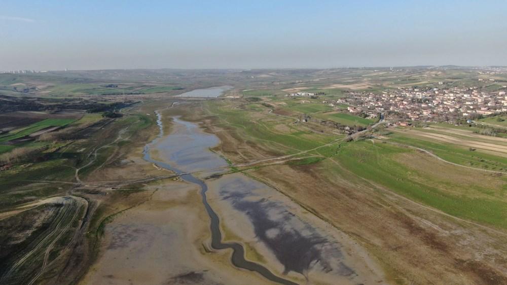 İstanbul'da barajların doluluk oranı yüzde 20'nin altına indi - 2