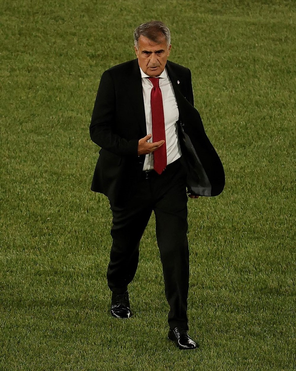 Milli Takım açılış maçında İtalya'ya yenildi (EURO 2020 - Türkiye:0 İtalya:3) - 10